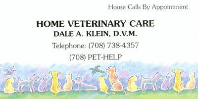 Home Veterinary Care